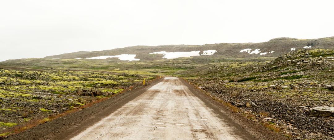 fjords du nord islande