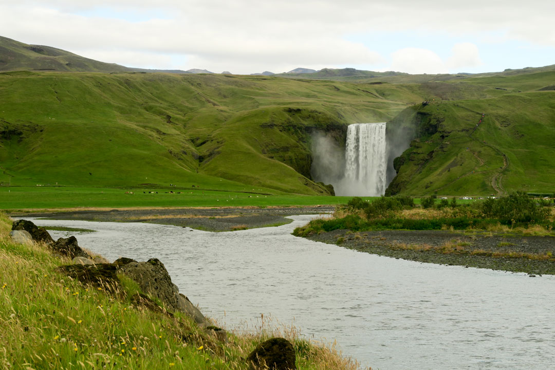 skogafoss-islande