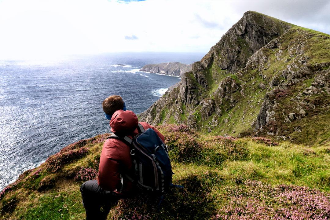 Achill Island Irlande
